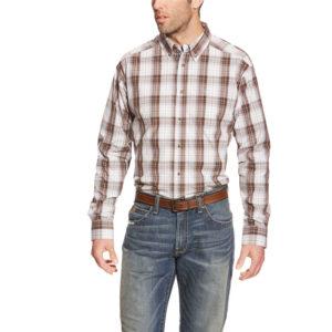 d6ae3659be Ariat® Multi Rendon Long Sleeve Performance Shirt