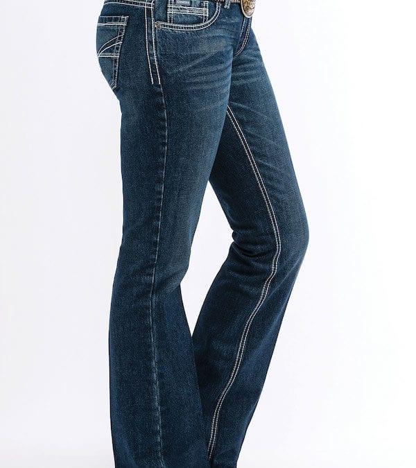 Cinch Ada Medium Wash Indigo Jeans