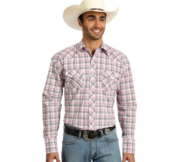 Wrangler® Tough Enough to Wear Pink Shirt