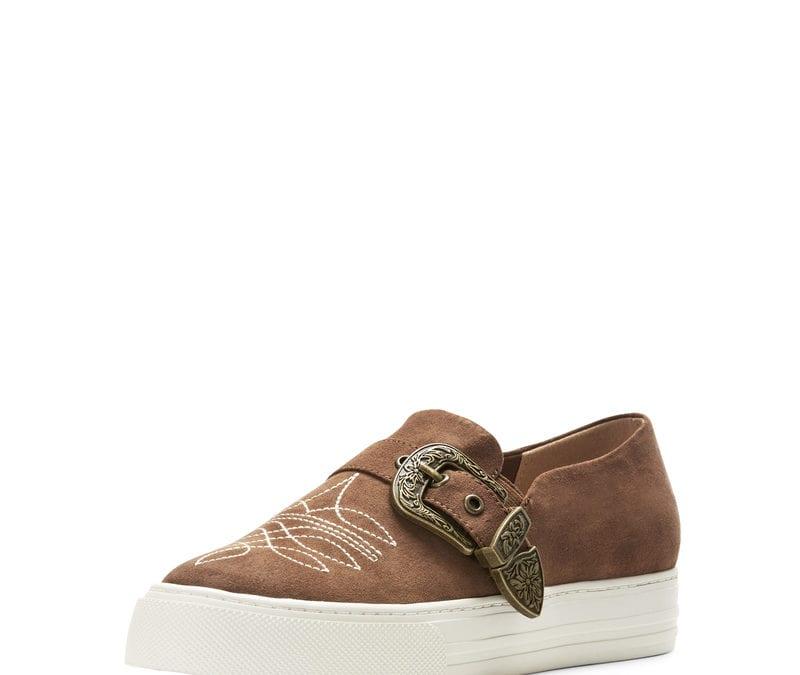 Ariat® Unbridled Willow Cognac Suede Shoe
