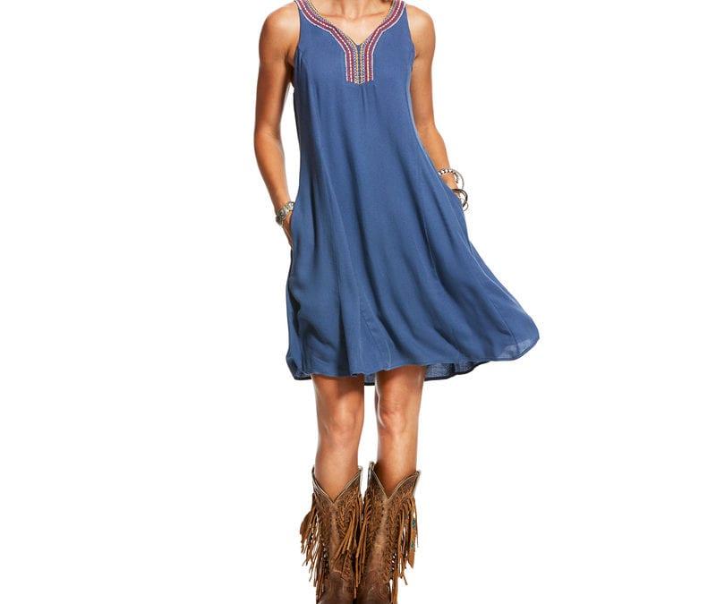 Ariat® Indigo Fade Indio Dress