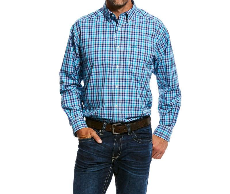 Ariat® Multi Noldus LS Perf Shirt