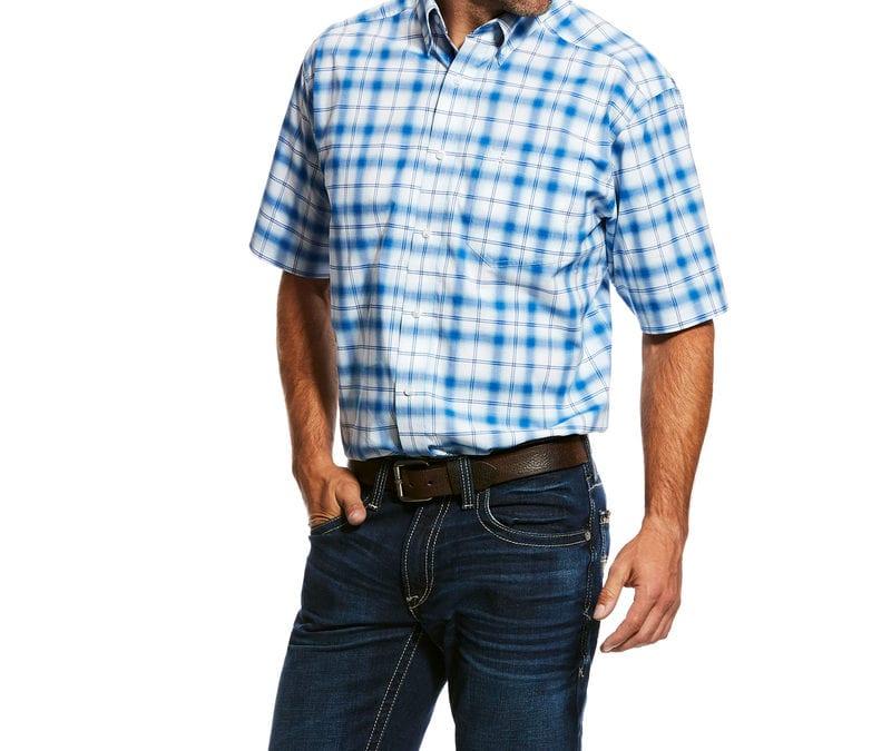 Ariat® Multi Obarra SS Perf Stretch Shirt
