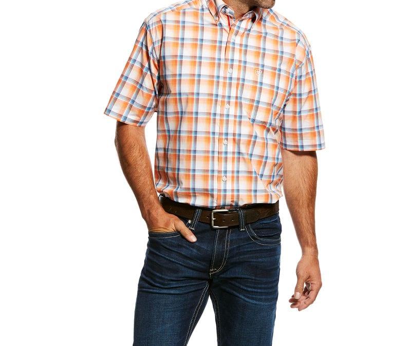 Ariat® Mango Slice Navajo SS Perf Shirt
