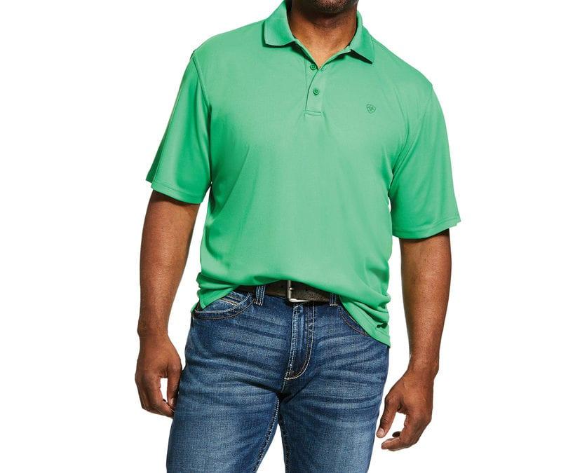 Ariat® Fern Green TEK SS Polo
